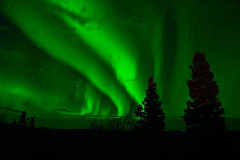 Northern Lights bucket lilst
