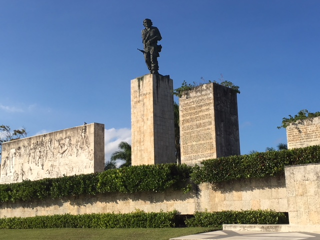 Che's Burial Monument