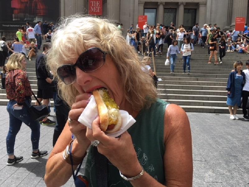 best street food in New York City