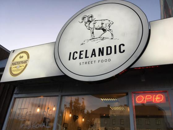 Street food - One of the Best Things About Iceland