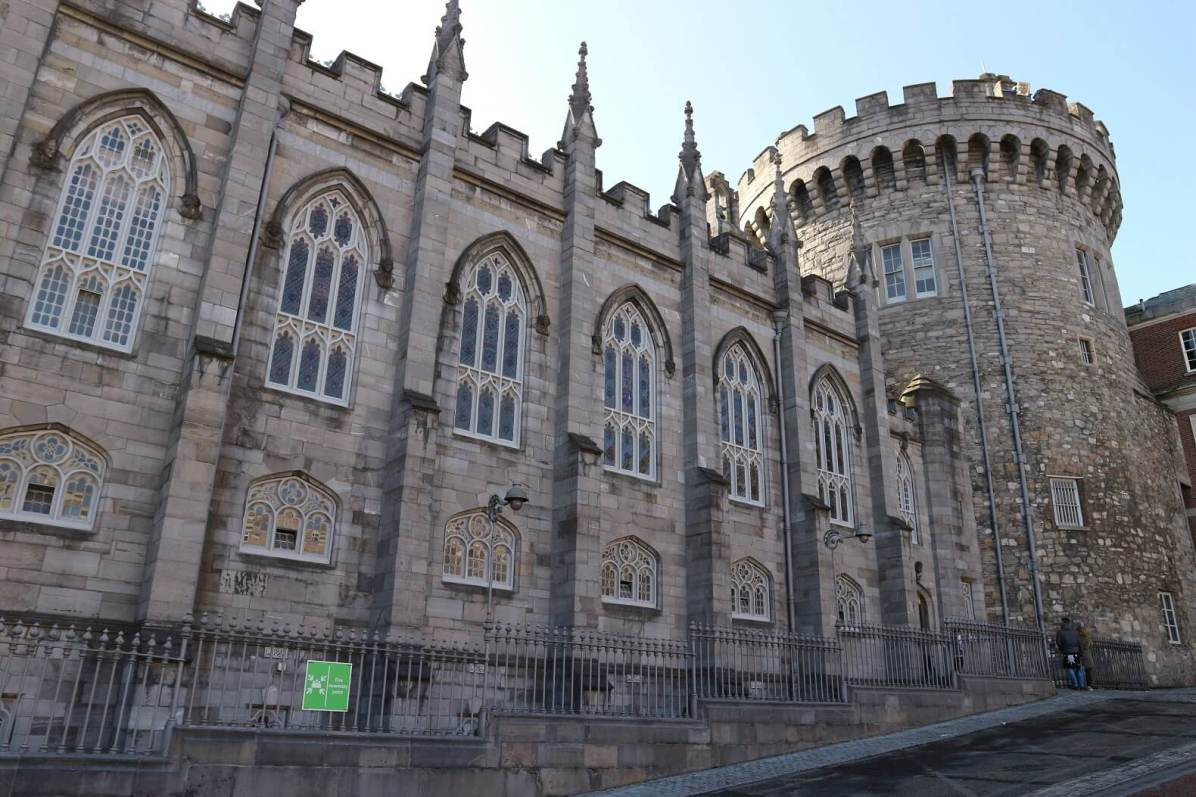 Ireland is famous for Dublin castle.