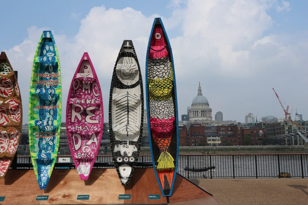 Visiting the Tate is one of the top things to do in Southbank London