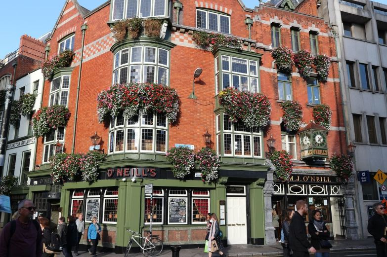 Ireland and its pubs