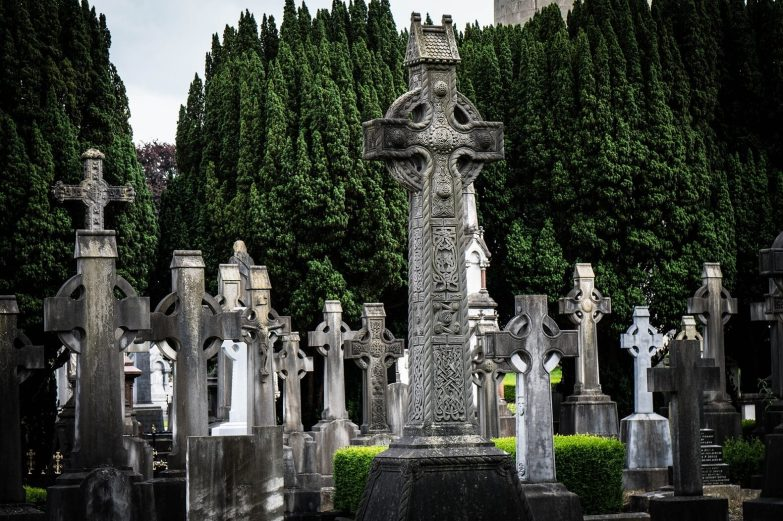 Fall in love with Ireland's cemeteries