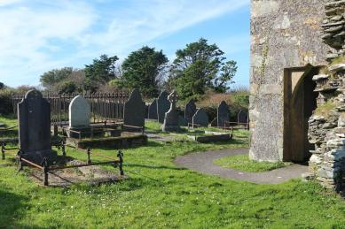 Ireland and its cemeteries