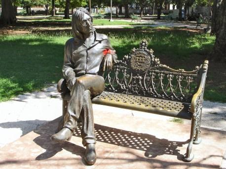 john-lennon-park-for Wi-Fi in Cuba
