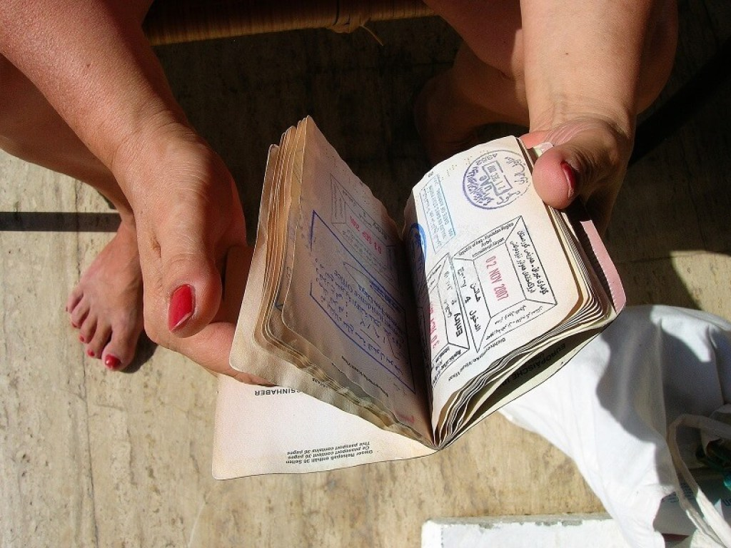 travel mishaps and fails with passports