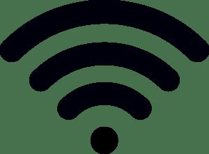 Wi-Fi symbol in Cuba