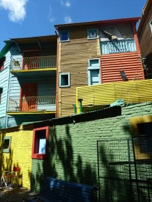 Three Days in Buenos Aires Neighborhoods
