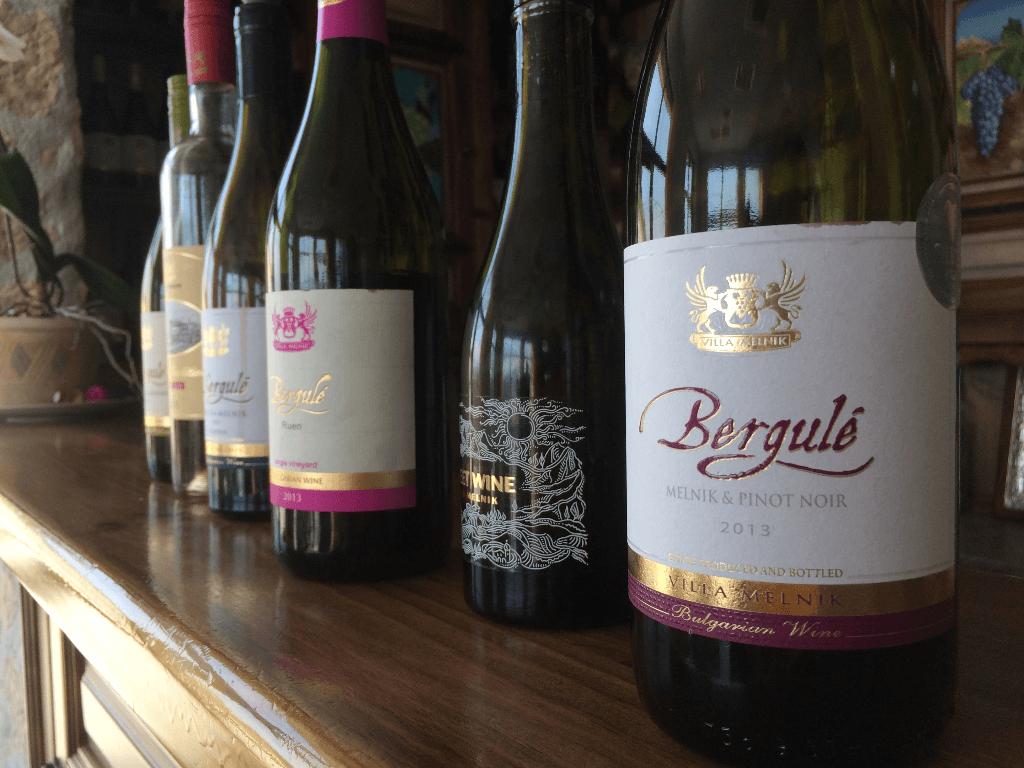 Melnik is one of the best European wine regions