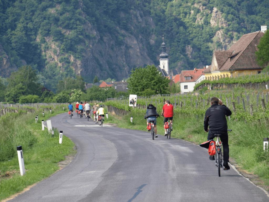 Wachau is one of the best European wine regions