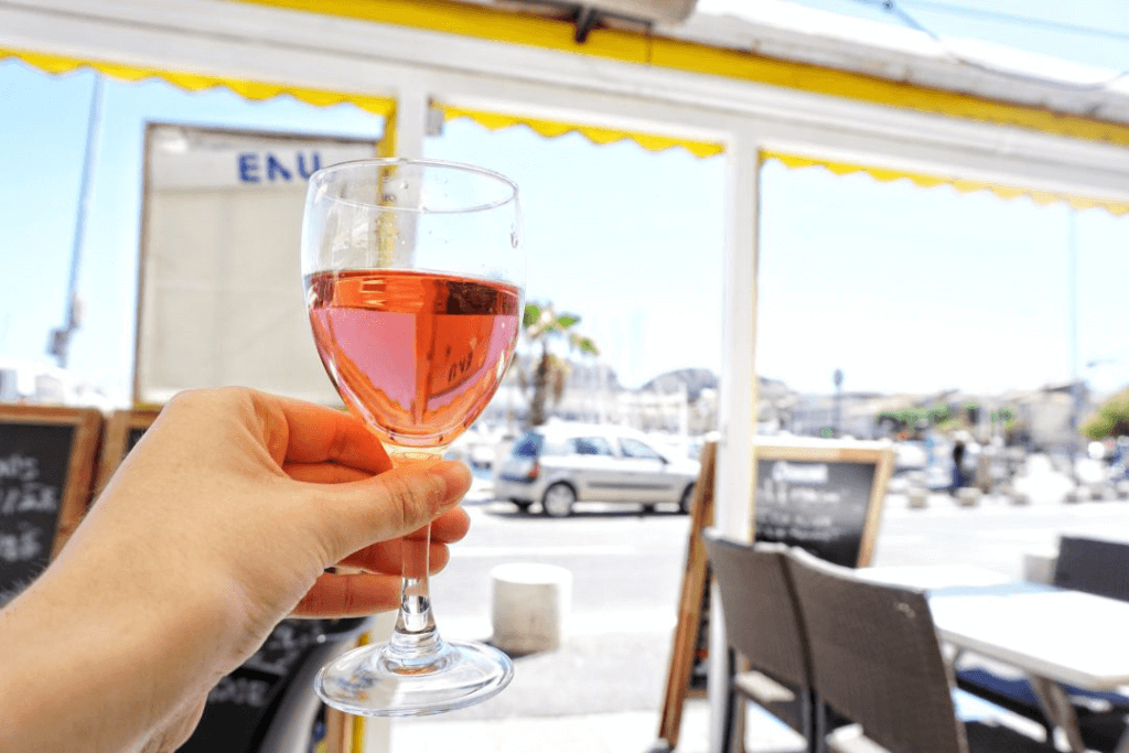 Provence is one of the best European wine regions