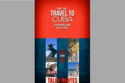 DON'T JUST TRAVEL TO CUBA, EXPERIENCE CUBA LIKE A LOCAL