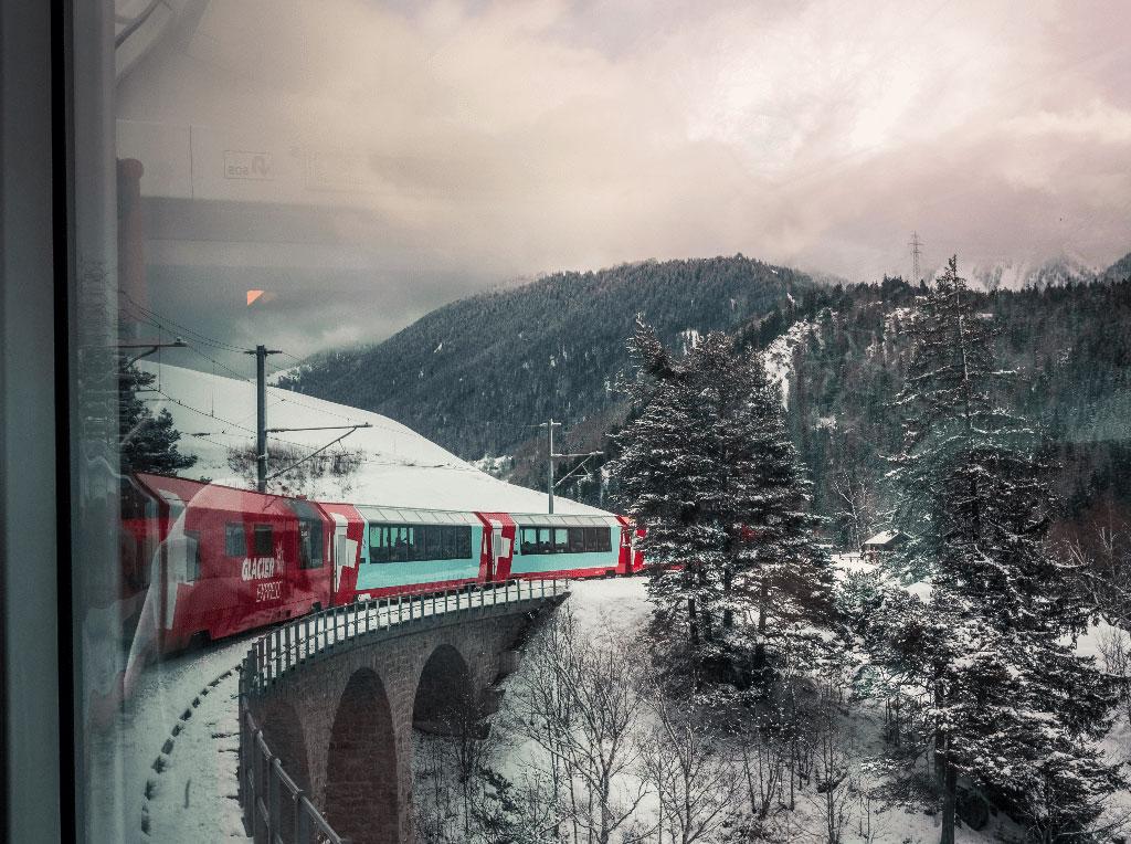 Scenic Railway Journeys - Glacier Express