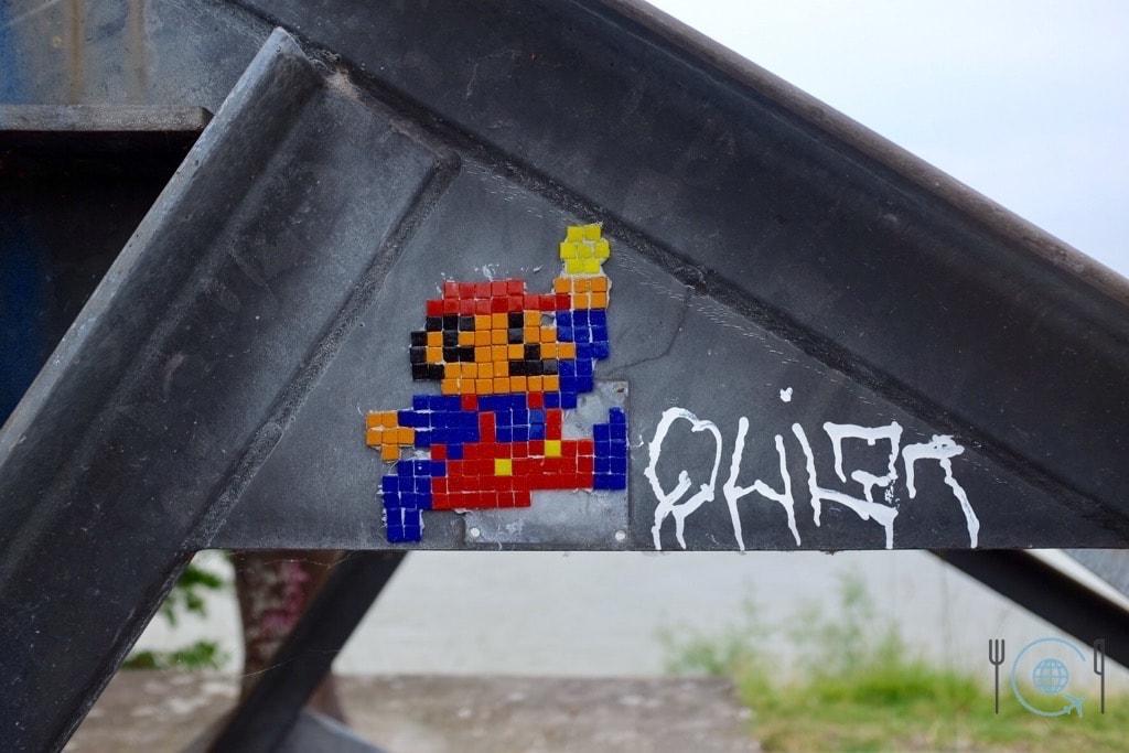 Basel, Switzerland Street Art