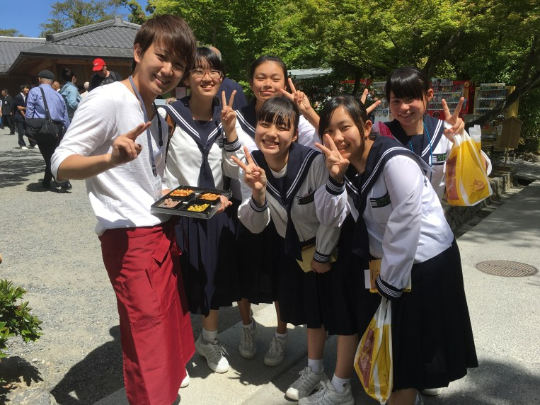 Japanese people - the best of the Japan experiences