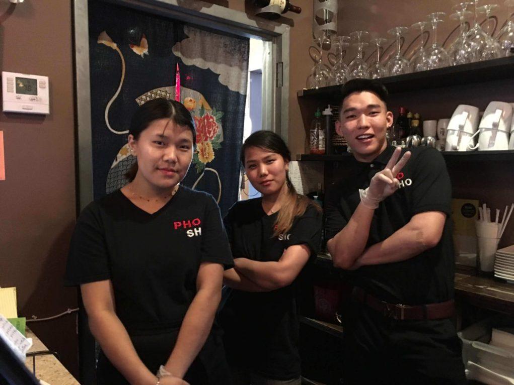 Authentic ethnic restaurants in New York City offer Vietnamese food.