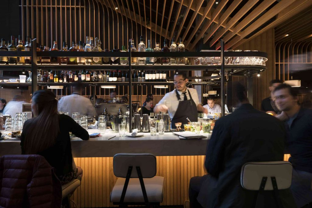 Authentic ethnic restaurants in New York City offer tapas.