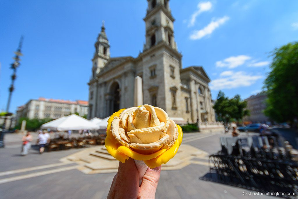 Local Ice Cream Parlours - Hungary