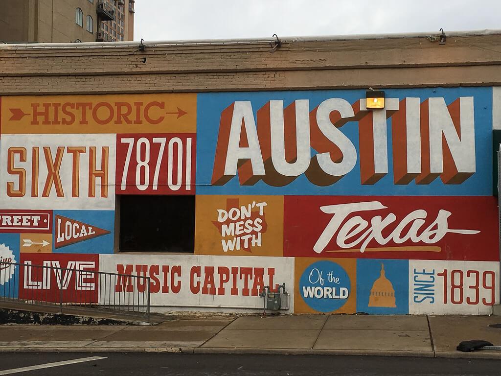 Austin on a musical road trip