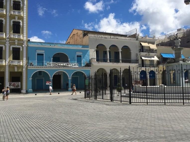 Plaza Vieja 1