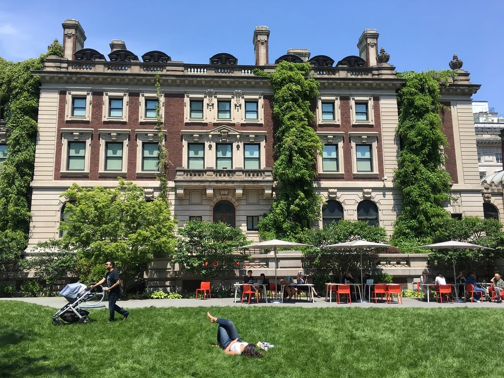 Cooper Hewwitt mansion, one of the most underrated attractions in NYC