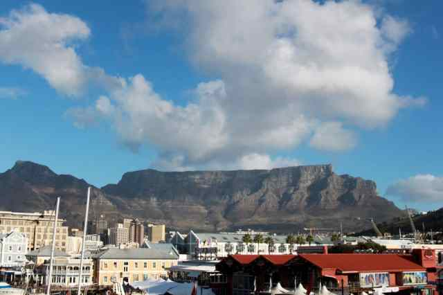 Famous Table Mountain