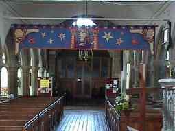 The Parish Church at St. Pol de Leon