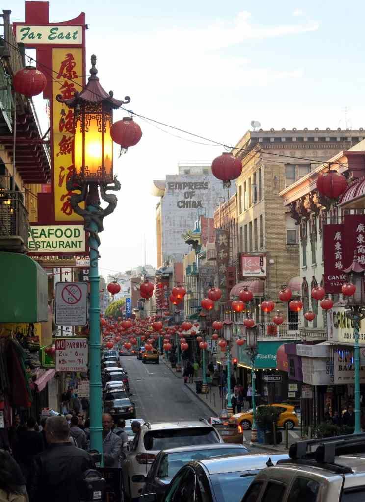 Ah, Chinatown!
