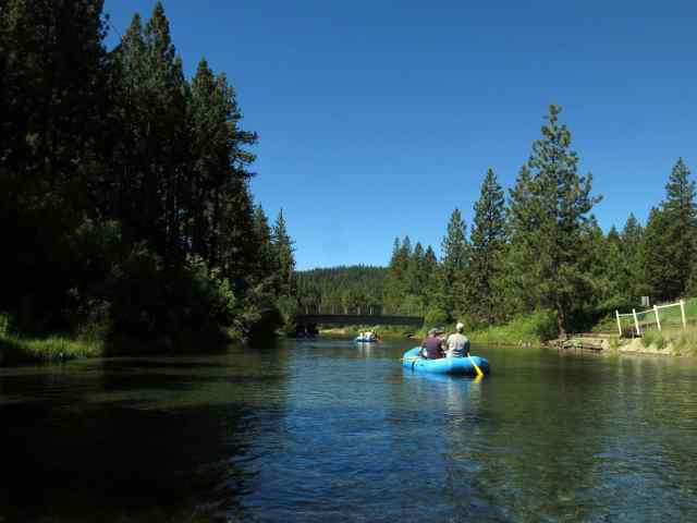 Rafting the Truckee!
