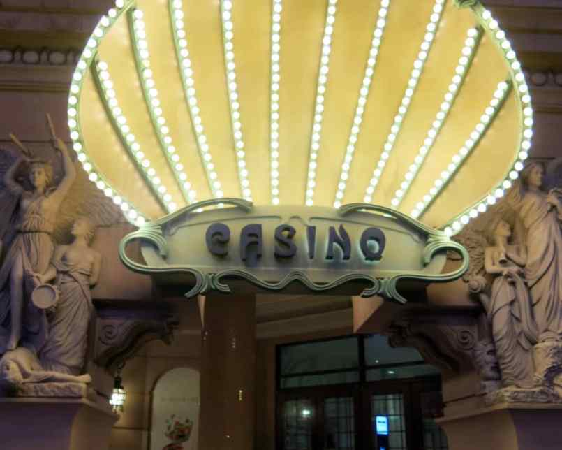 paris casino entrance