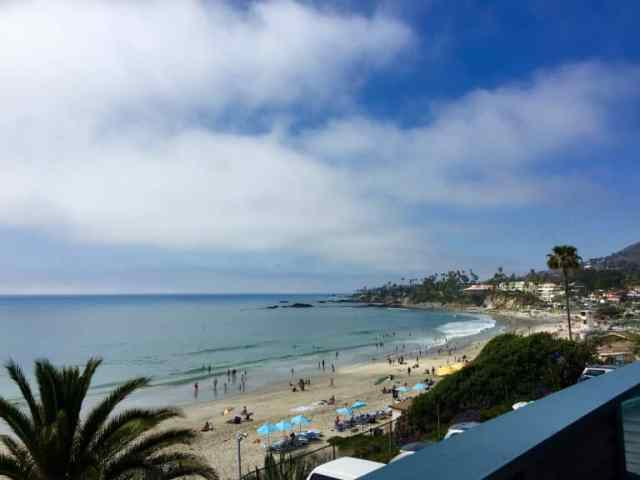 friday feast, laguna beach