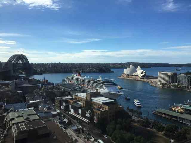 Four Seasons, Sydney, empty nest
