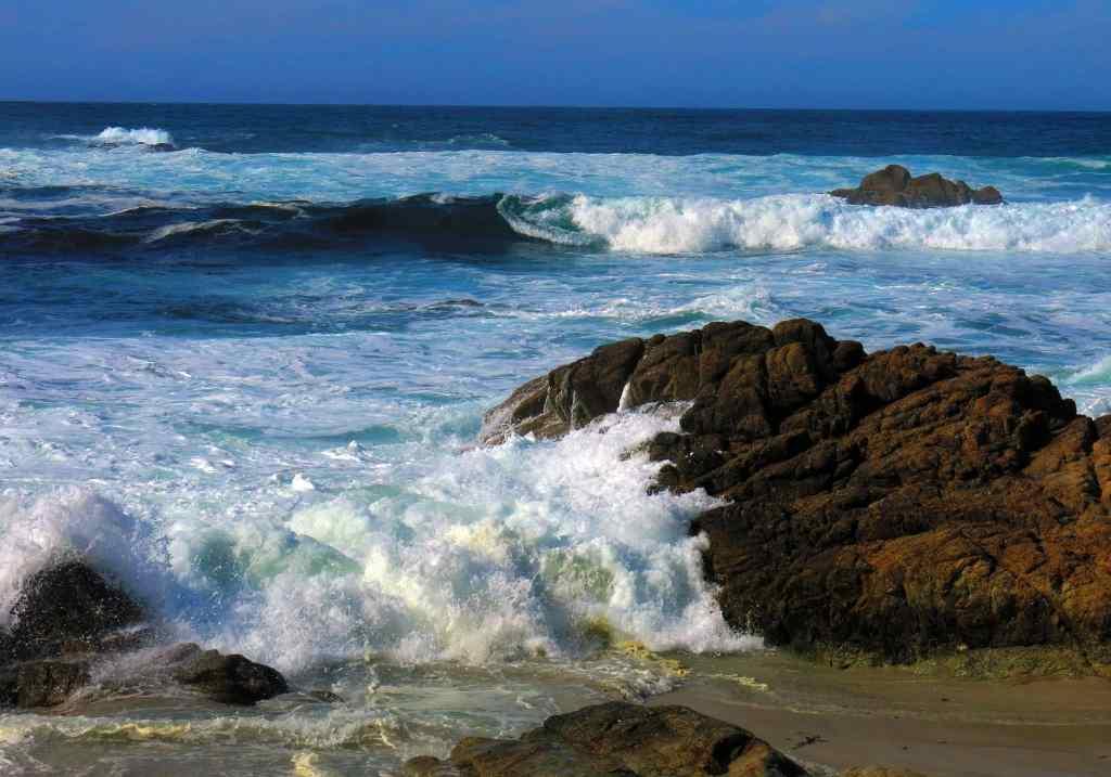 17 mile scenic drive, pebble beach drive, spanish bay