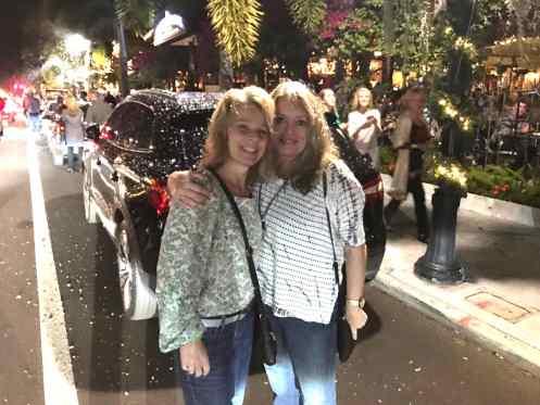 Naples, Florida, Let it Snow