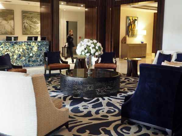 FS Buenos Aires, Four Seasons, Hotel review
