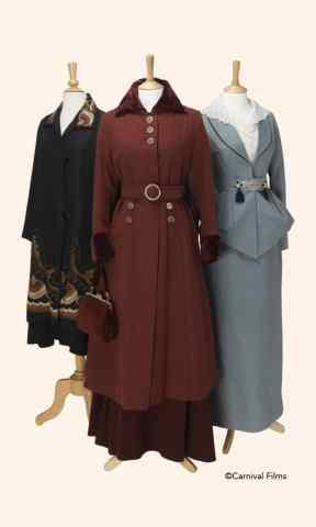 dress downton, st augustine, lightner museum exhibit, holiday