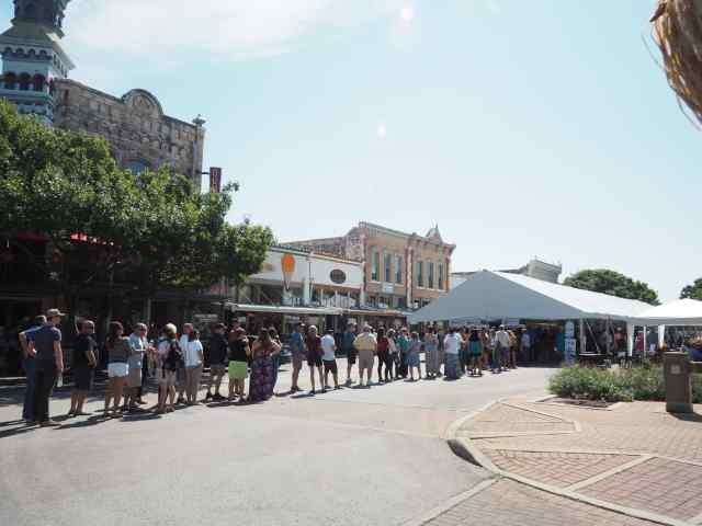 visit Georgetown Texas, georgetown, texas hill country, poppy festival