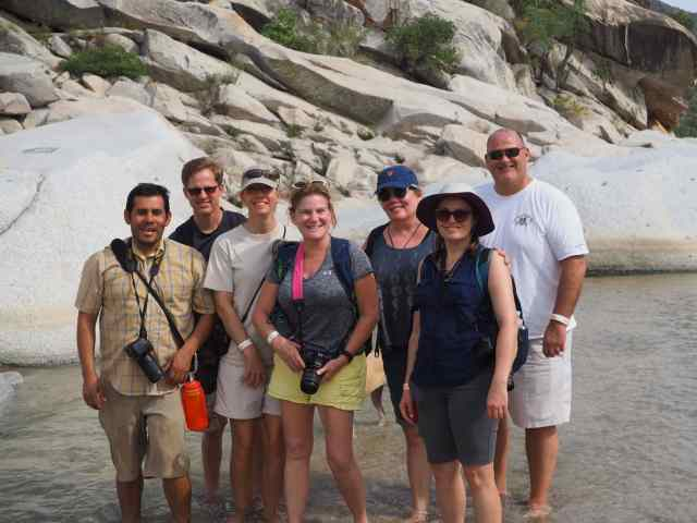 red travel mexico, travels with tam, hiking, baja, sierra laguna, bouldering
