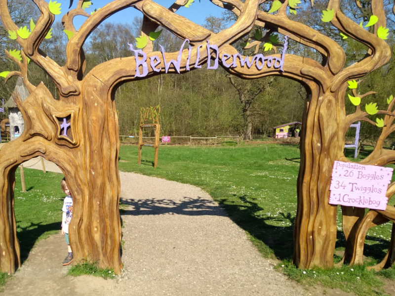 Bewilderwood – A Fantastic Day Out