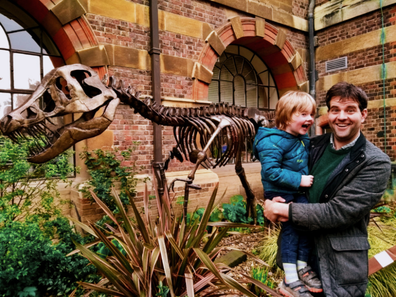 Sedgwick Museum of Earth Sciences, Cambridge
