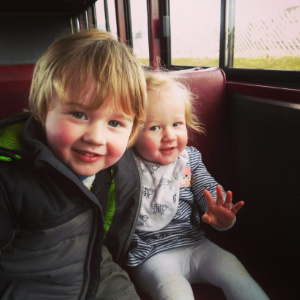 Ted and May Bures Valley Railway