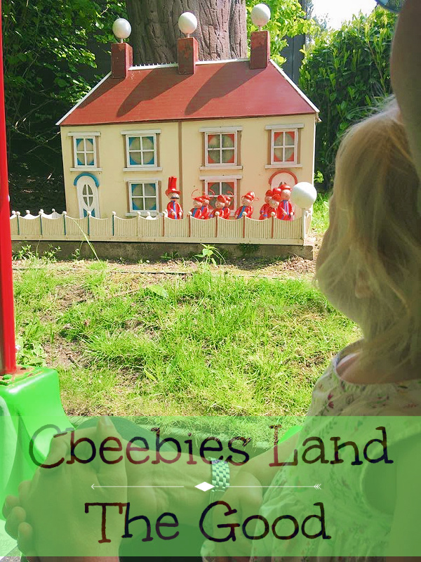 Travels with Ted Cbeebies Land In the Night Garden Ride