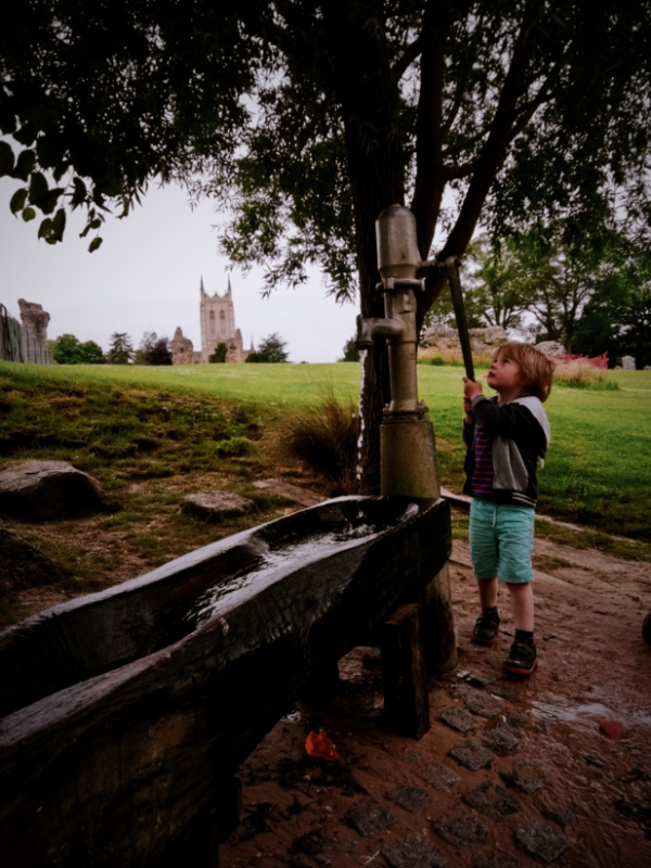 Abbey Gardens Play Area, Bury St Edmunds