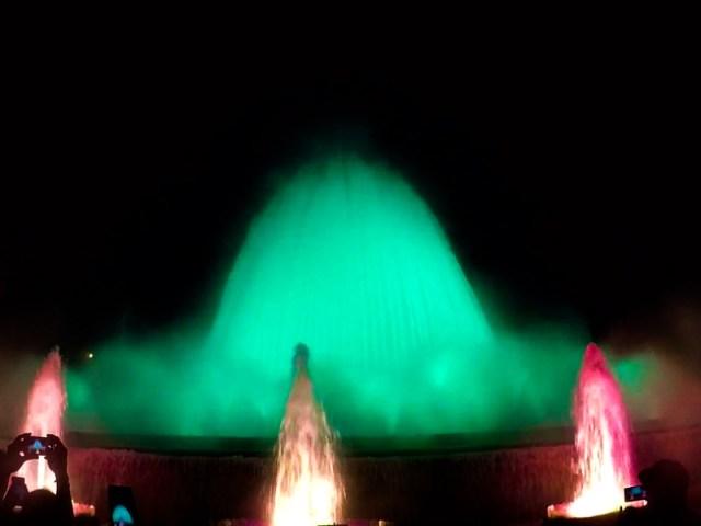 Magic Fountain Show