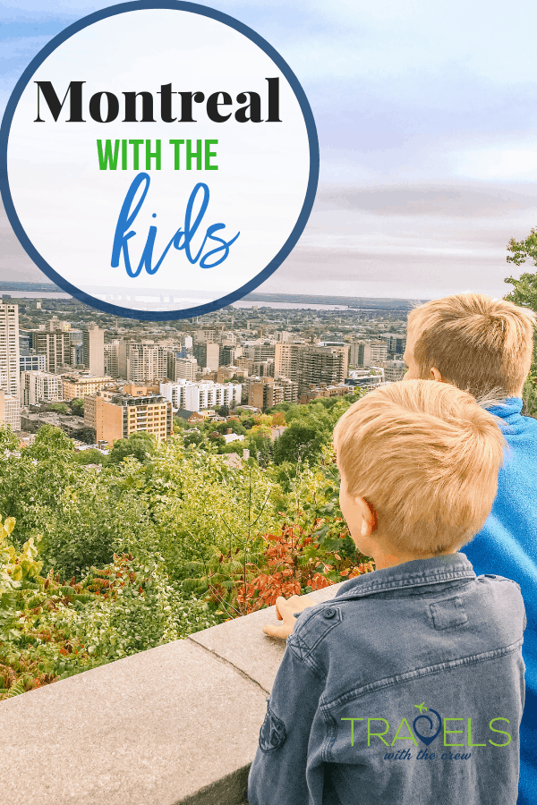 Montreal is a big city but you can see a lot of it in one weekend! The biodome, botanical gardens, Mont Royal and more! #montreal #quebectravel #biodome