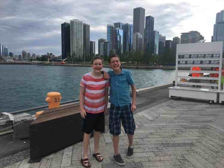 Chicago Travel With Kids