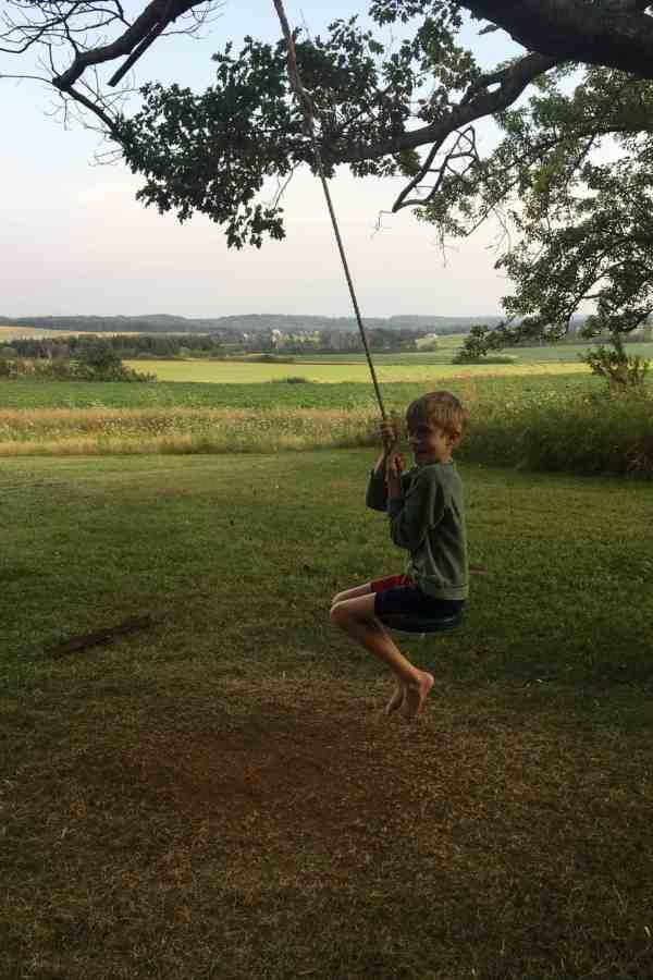 PEI swing