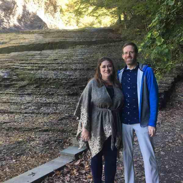 Buttermilk Falls Ithaca, NY
