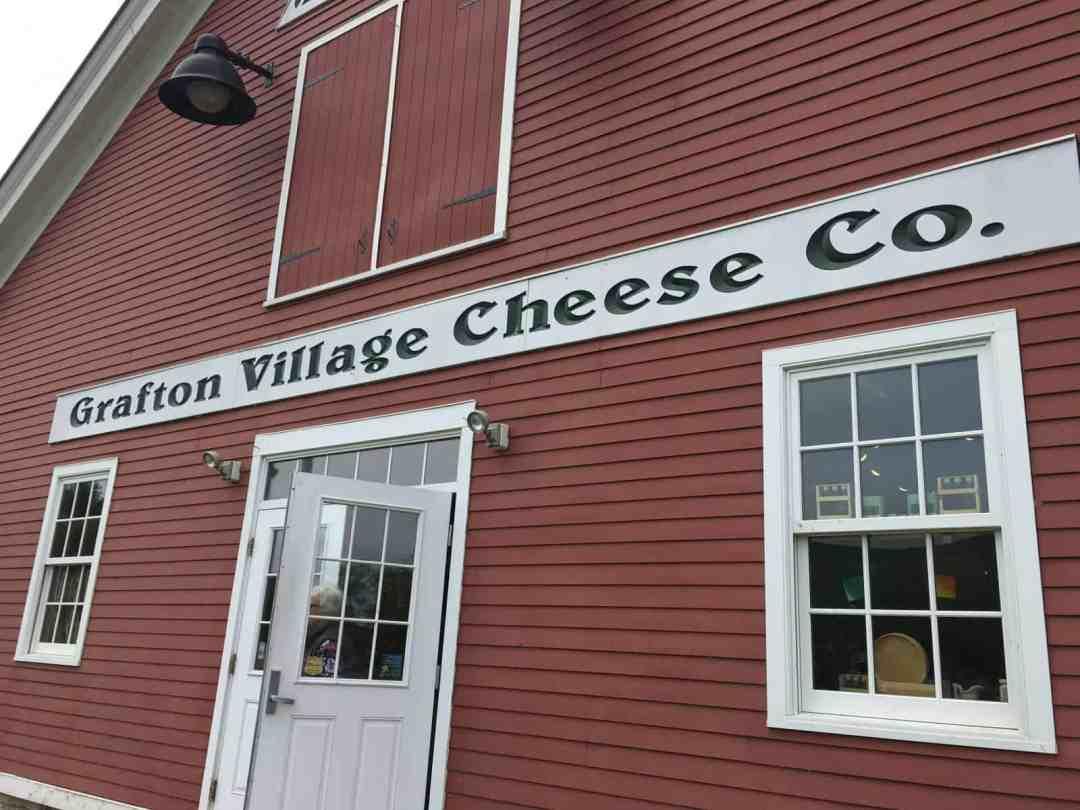 Grafton Valley Cheese in Brattleboro Vermont